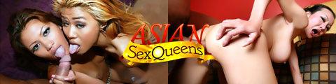 Asian Sex Queens