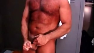 Bedroom dick riding action with fellow being bonked
