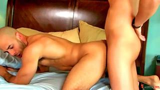 Austing got his tightasshole pounded by big boner