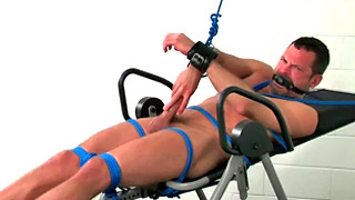 Will Swagger got tied up and left to masturbate