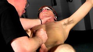Sebastian gives Jacob a handjob he will remember