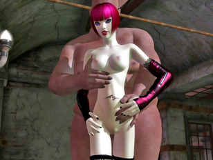 3d porn gang bang hot as fuck!