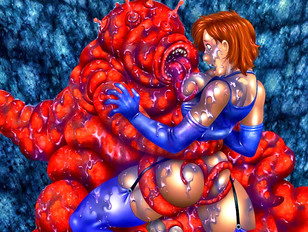 3d evil porn offer you hottest scenes with wet sex!
