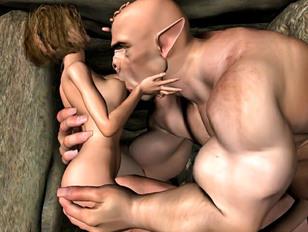 Creature hentai showing hardcore orgies with nude girls