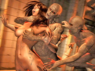 The best 3d elf porn with great sexy bitches and monsters