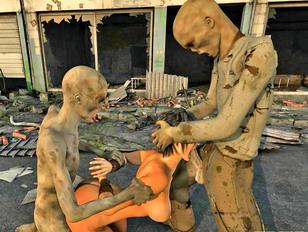 Alien attack survivor forced to suck them off