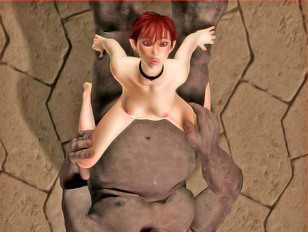 Best of hot babes riding on monsters' stiff cocks