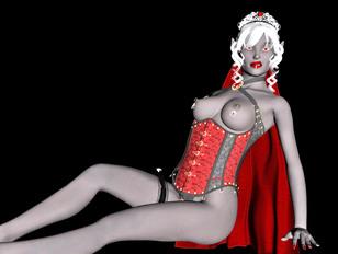 Slutty 3d girls showing off their hot bodies