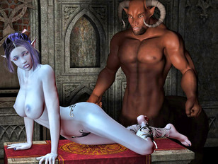 Horny demon fuck with sexy ladies with posh shapes resident evil 3d porn
