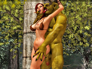 Crazy incest toons with more babes totally nude for you