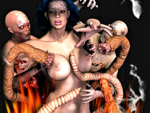 So freaky and really exciting hentai hd 3d porn pics for you