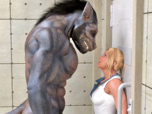 Busty girls kinky adventures - Fucking with huge monsters