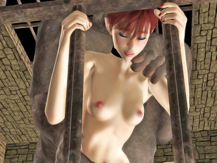 Sweet girls corrupted by kinky demons