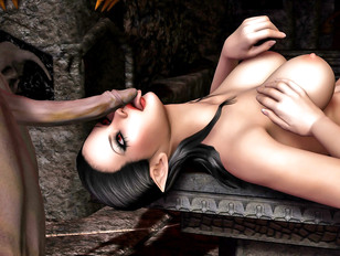 Really good and so awesome 3d demon sex pocs collection