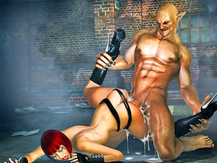 The best 3d animated xxx porn pics with sexy ladies that need sex