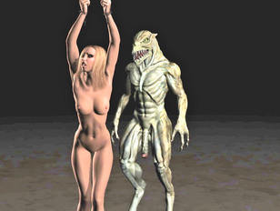 You really need to get those pics of awesome 3d monster fucking