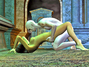 Great hd3dmonstersex in all its crazy beauty and awesomeness