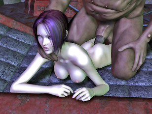 More anime tentacle porn and sexy ladies that get it inside