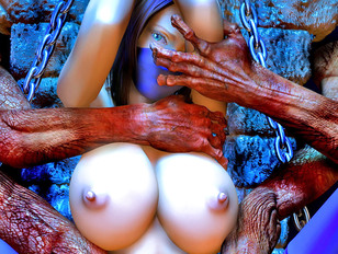 Wild nd so awesome 3d empire full of naught chicks fucked hard