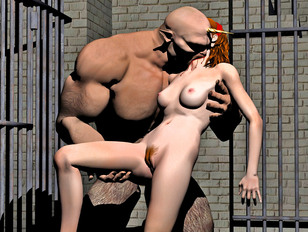Sex loving monsters keeping hotties as pets