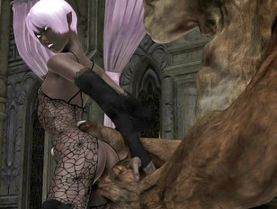 Fantasy sex collection with hotties captured by monsters