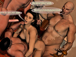 Hot collection of 3d babes getting fucked senseless