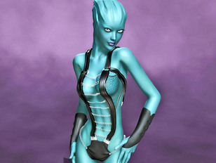 Hot compilation of hd animated babes