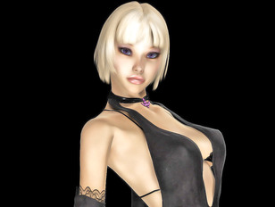 Hot collection of 3d babes