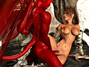 The best monster beast 3d fucking and really nice sex