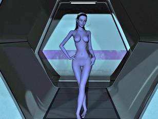 Seducing fantasy girls getting banged by monsters and aliens - monstersex gallery