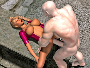 The amazing world of porncraft gallery shows cute elves raped by savage orcs.