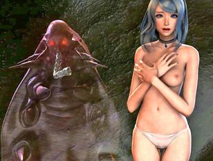 Scary vile monsters raping beautiful innocent girls - hardcore xxx alien gallery