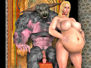 Awesome 3d tomb raider gallery showing busty sluts fucked by an evil demon.