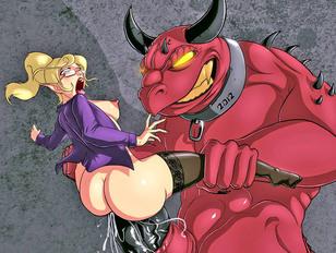 Naughty cartoon babes playing some dirty games - xxx cartoonsexpics gallery