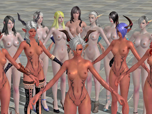 Amazing 3d porn featuring evil sea demons having sex with sexy dark elves.