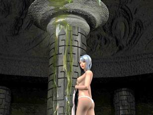 Amazing fantasy porn gallery showing tight sluts fucked by menacing orcs.