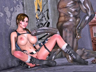 Awesome 3d porn gallery showing young sluts dicked by a huge dragon.