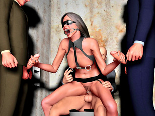 Babes of xxx wonderland getting fucked by evil monsters - hardcore gallery