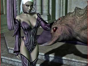 evil sex pics of gorgeous babe licking warm monster jizz