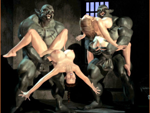 There are no boundaries in the lustful Wonderland - fantasy gallery