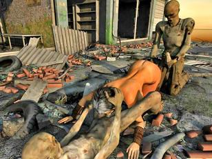 The horny zombie apocalypse goes on