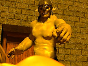 Kinky nude fantasy babes need those giant dicks