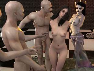 3d monster rape porn action for elves