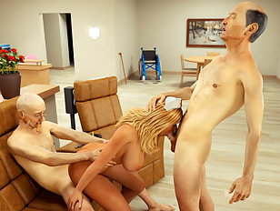 Everyone loves these 3d monster porn pictures