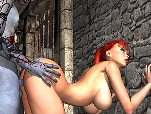 Resident evil porn of sweetie getting nailed from behind