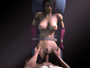 Indecent alien monster fucks a superb mesmeric 3d slut