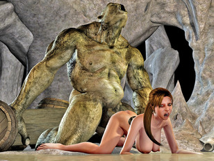 3d xxx monster relishing in the most lascivious between-the-sheets