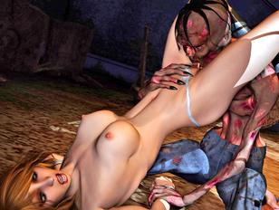 Kinky 3d monster porn gallery