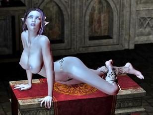 Best of hd fantasy porn with elf hotties