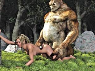 Interspecies porn with hot as fuck girls